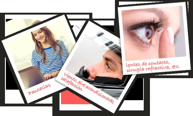 por qué se produce el ojo seco, causas ojo seco, causas sequedad ojo, causas síndrome ojo seco