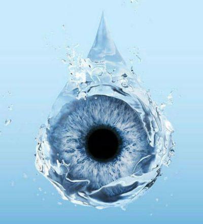 lágrima para hidratación ocular